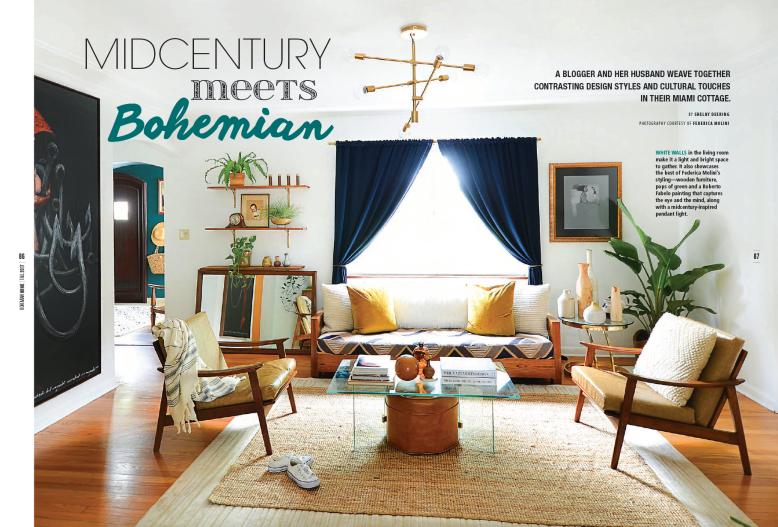 Midcentury Bohemian 1